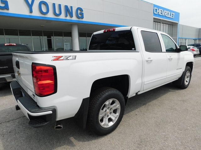 2018 Silverado 1500 Crew Cab 4x4,  Pickup #T22086 - photo 2