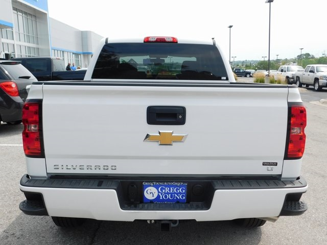2018 Silverado 1500 Crew Cab 4x4,  Pickup #T22086 - photo 7
