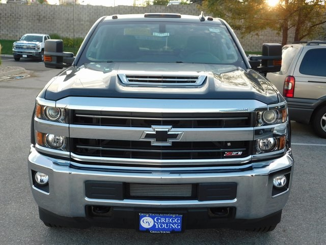 2018 Silverado 2500 Crew Cab 4x4,  Pickup #T22124 - photo 14