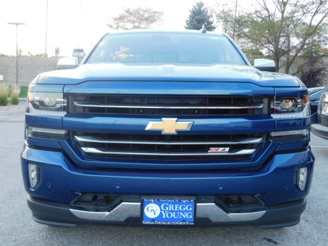 2018 Silverado 1500 Crew Cab 4x4,  Pickup #T22225 - photo 12