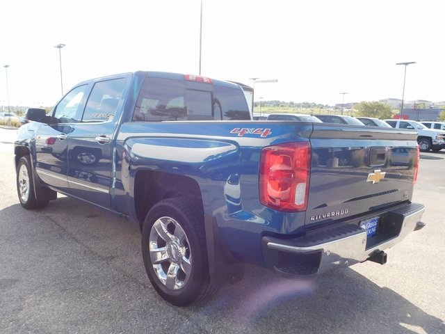 2017 Silverado 1500 Crew Cab 4x4,  Pickup #T22239A - photo 6