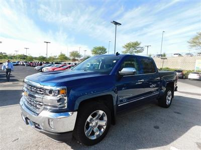 2017 Silverado 1500 Crew Cab 4x4,  Pickup #T22239A - photo 5