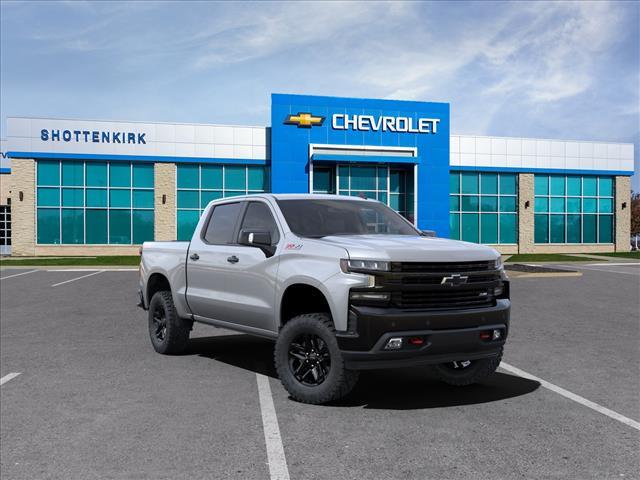 2021 Chevrolet Silverado 1500 Crew Cab 4x4, Pickup #46756 - photo 1