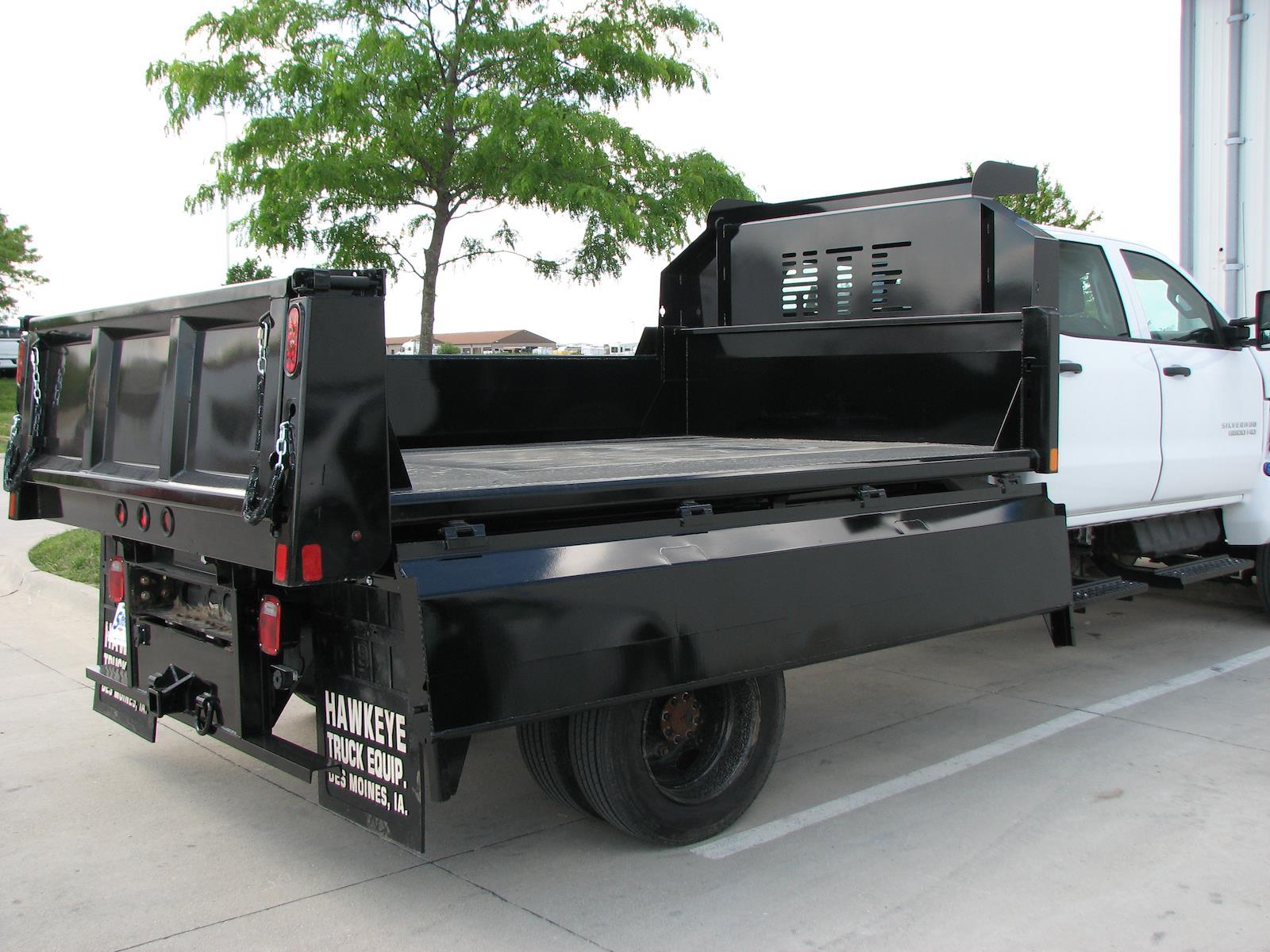 2019 Chevrolet Silverado 6500 Crew Cab DRW 4x4, 11' Dump Truck #A5688 - photo 25