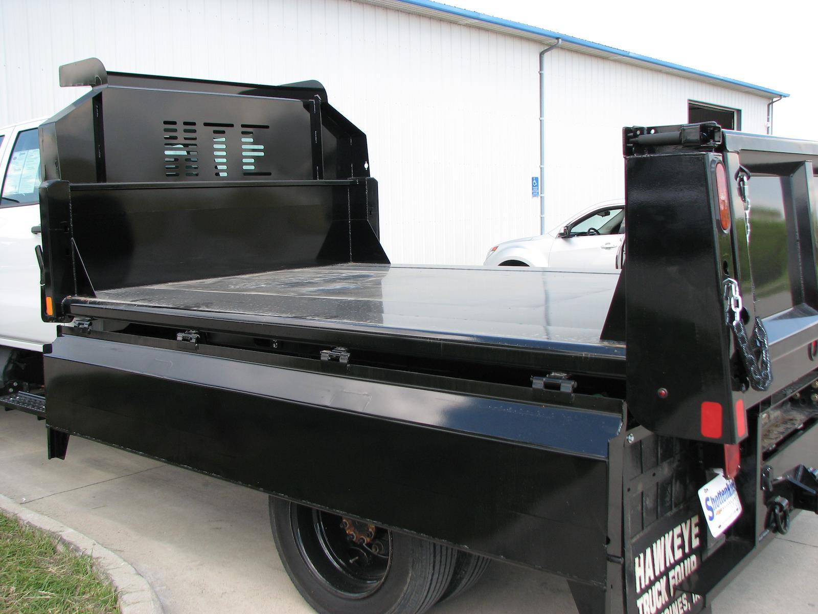 2019 Chevrolet Silverado 6500 Crew Cab DRW 4x4, 11' Dump Truck #A5688 - photo 26