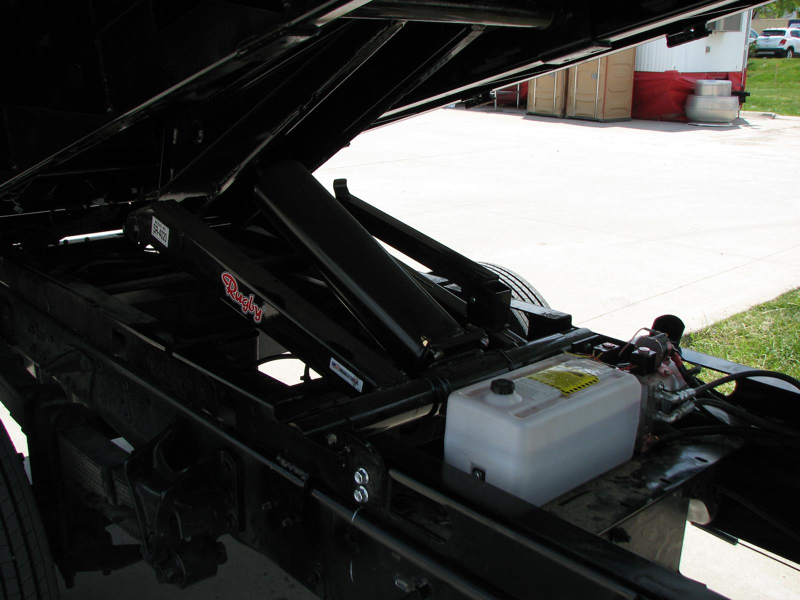 2019 Chevrolet Silverado 6500 Crew Cab DRW 4x4, 11' Dump Truck #A5688 - photo 37