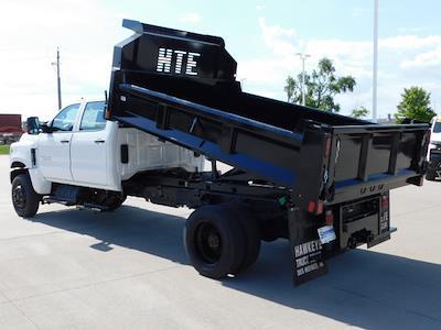 2019 Chevrolet Silverado 6500 Crew Cab DRW 4x4, 11' Dump Truck #A5688 - photo 18