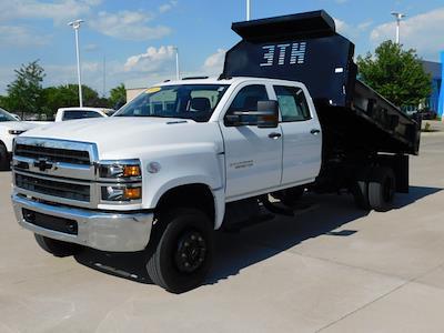 2019 Chevrolet Silverado 6500 Crew Cab DRW 4x4, 11' Dump Truck #A5688 - photo 20