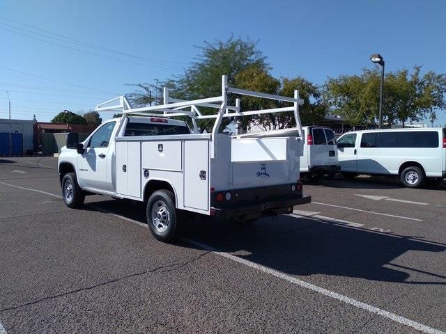 2020 Chevrolet Silverado 2500 Regular Cab 4x4, Harbor Service Body #WR204487 - photo 1