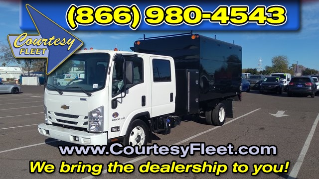 2020 Chevrolet LCF 5500XD Crew Cab DRW 4x2, Chipper Body #WR204499 - photo 1
