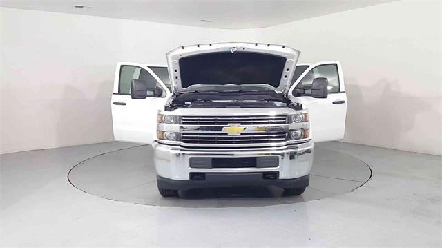 2017 Chevrolet Silverado 2500 Crew Cab 4x2, Stake Bed #205173A - photo 10