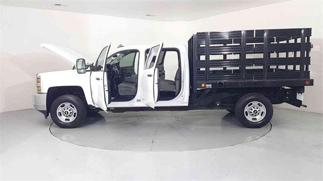 2017 Chevrolet Silverado 2500 Crew Cab 4x2, Stake Bed #205173A - photo 12