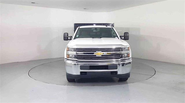 2017 Chevrolet Silverado 2500 Crew Cab 4x2, Stake Bed #205173A - photo 3