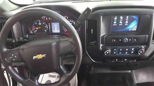2017 Chevrolet Silverado 2500 Crew Cab 4x2, Stake Bed #205173A - photo 26