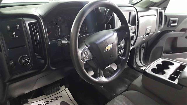 2017 Chevrolet Silverado 2500 Crew Cab 4x2, Stake Bed #205173A - photo 30