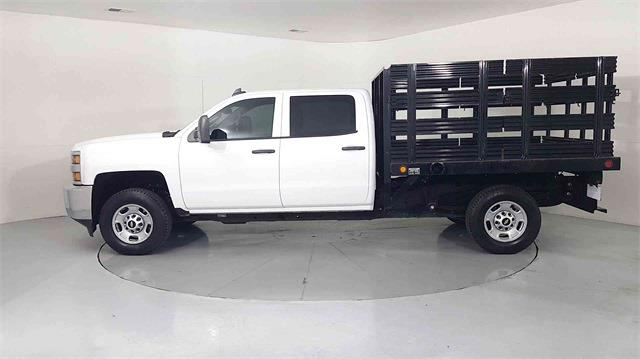 2017 Chevrolet Silverado 2500 Crew Cab 4x2, Stake Bed #205173A - photo 5