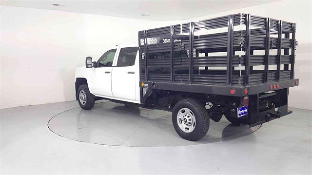 2017 Chevrolet Silverado 2500 Crew Cab 4x2, Stake Bed #205173A - photo 6