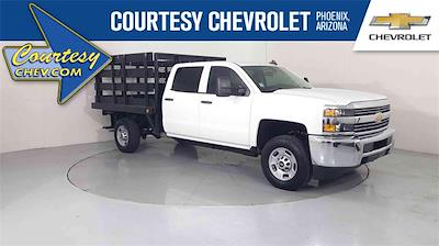 2017 Chevrolet Silverado 2500 Crew Cab 4x2, Stake Bed #205173A - photo 1