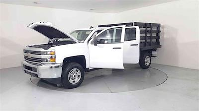 2017 Chevrolet Silverado 2500 Crew Cab 4x2, Stake Bed #205173A - photo 11