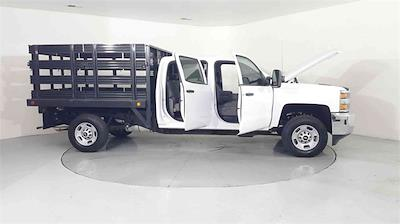 2017 Chevrolet Silverado 2500 Crew Cab 4x2, Stake Bed #205173A - photo 16