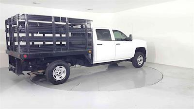 2017 Chevrolet Silverado 2500 Crew Cab 4x2, Stake Bed #205173A - photo 2
