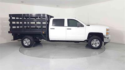 2017 Chevrolet Silverado 2500 Crew Cab 4x2, Stake Bed #205173A - photo 8
