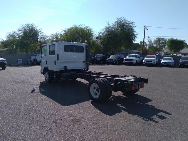 2021 Chevrolet LCF 5500HD Crew Cab DRW 4x2, Cab Chassis #210115 - photo 1