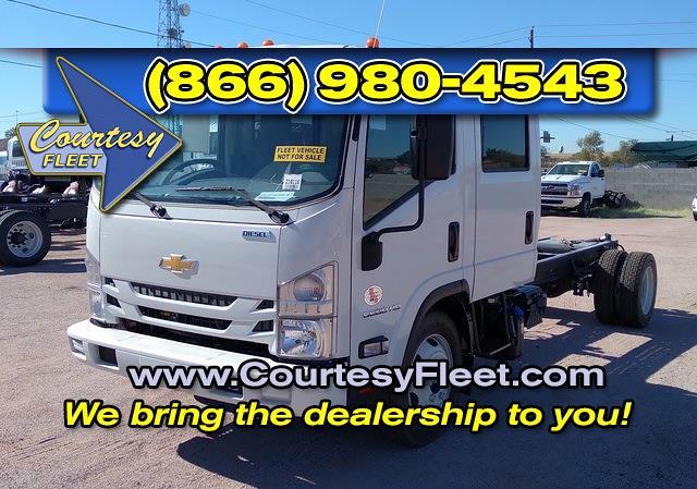 2021 Chevrolet LCF 5500HD Crew Cab DRW 4x2, Cab Chassis #210116 - photo 1