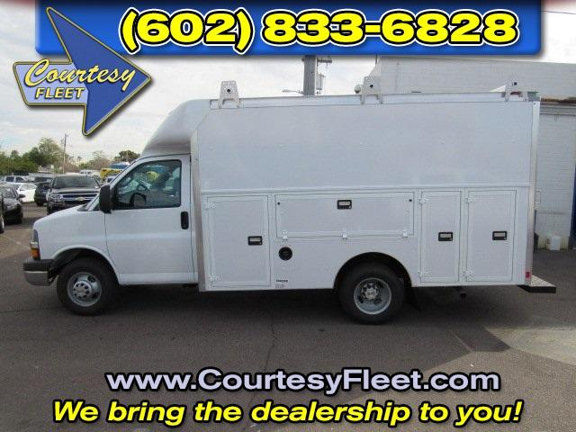 2016 Express 3500, Service Utility Van #62023 - photo 5
