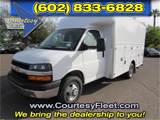 2016 Express 3500, Service Utility Van #62024 - photo 4