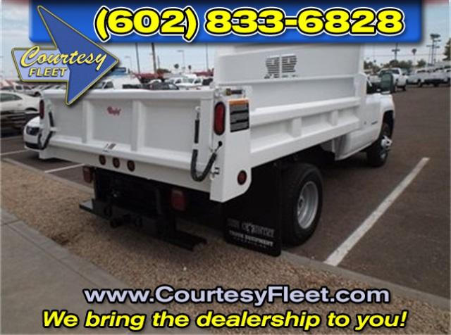 2016 Silverado 3500 Regular Cab, Dump Body #64497 - photo 4