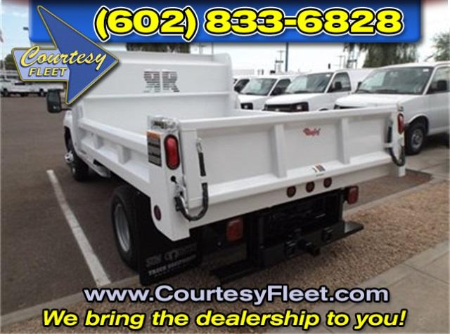 2016 Silverado 3500 Regular Cab, Dump Body #64497 - photo 2
