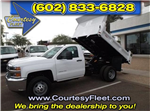 2016 Silverado 3500 Regular Cab, Dump Body #64497 - photo 1