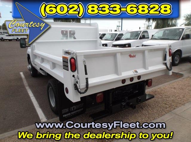 2016 Silverado 3500 Regular Cab, Dump Body #64583 - photo 2