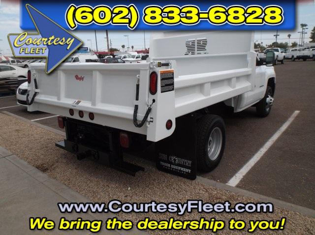 2016 Silverado 3500 Regular Cab, Dump Body #64583 - photo 3