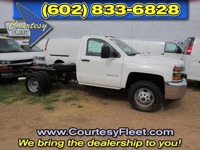 2016 Silverado 3500 Regular Cab, Cab Chassis #65220 - photo 5