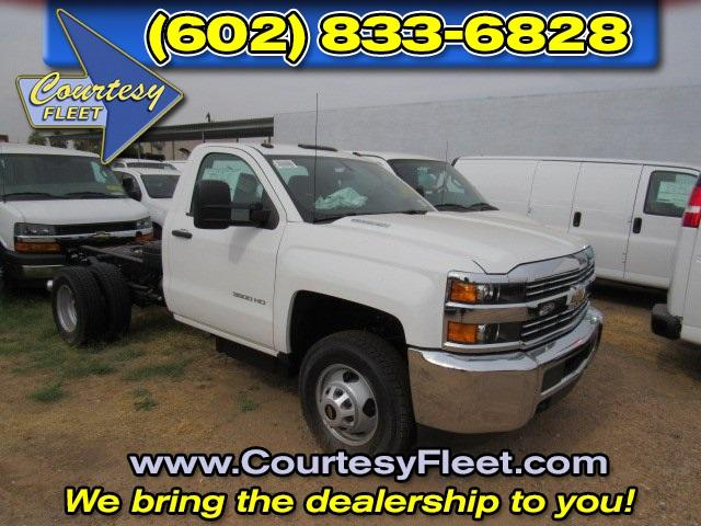 2016 Silverado 3500 Regular Cab, Cab Chassis #65220 - photo 6