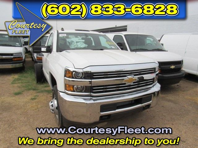 2016 Silverado 3500 Regular Cab, Cab Chassis #65220 - photo 7