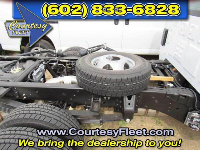 2016 Silverado 3500 Regular Cab, Cab Chassis #65220 - photo 11