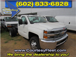 2016 Silverado 3500 Regular Cab, Cab Chassis #65220 - photo 1