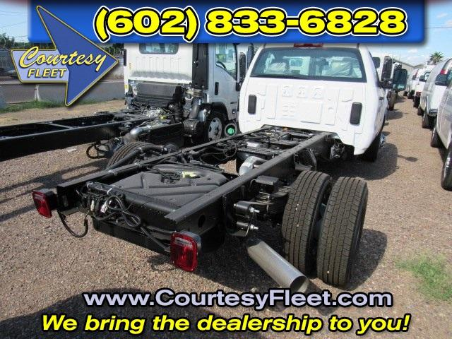 2016 Silverado 3500 Regular Cab, Cab Chassis #65221 - photo 6