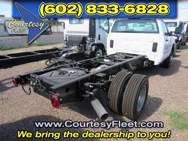 2016 Silverado 3500 Regular Cab, Cab Chassis #65221 - photo 2