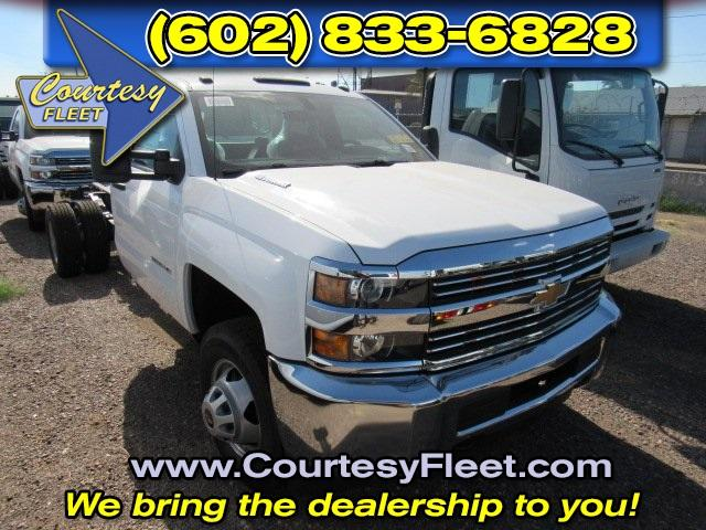 2016 Silverado 3500 Regular Cab, Cab Chassis #65221 - photo 7