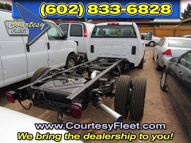 2016 Silverado 3500 Regular Cab, Cab Chassis #65297 - photo 2