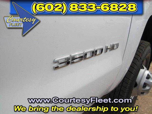 2016 Silverado 3500 Regular Cab, Cab Chassis #65297 - photo 6