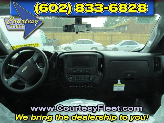 2016 Silverado 3500 Regular Cab, Cab Chassis #65297 - photo 10