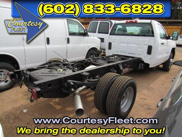 2016 Silverado 3500 Regular Cab, Cab Chassis #65311 - photo 2