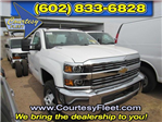2016 Silverado 3500 Regular Cab, Cab Chassis #65311 - photo 1