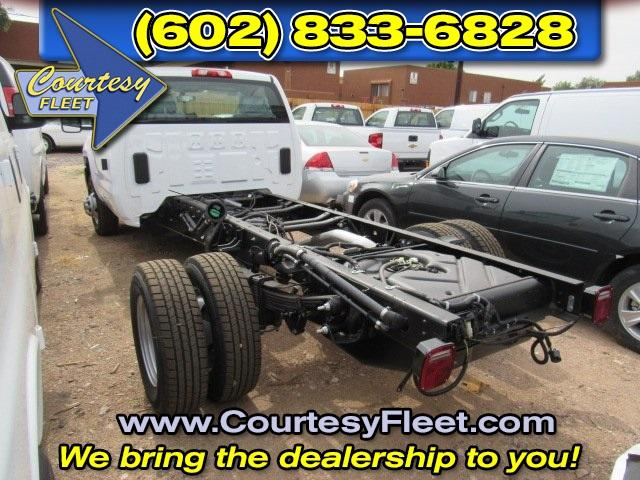 2016 Silverado 3500 Regular Cab, Cab Chassis #65313 - photo 4