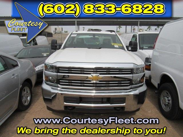 2016 Silverado 3500 Regular Cab, Cab Chassis #65313 - photo 8